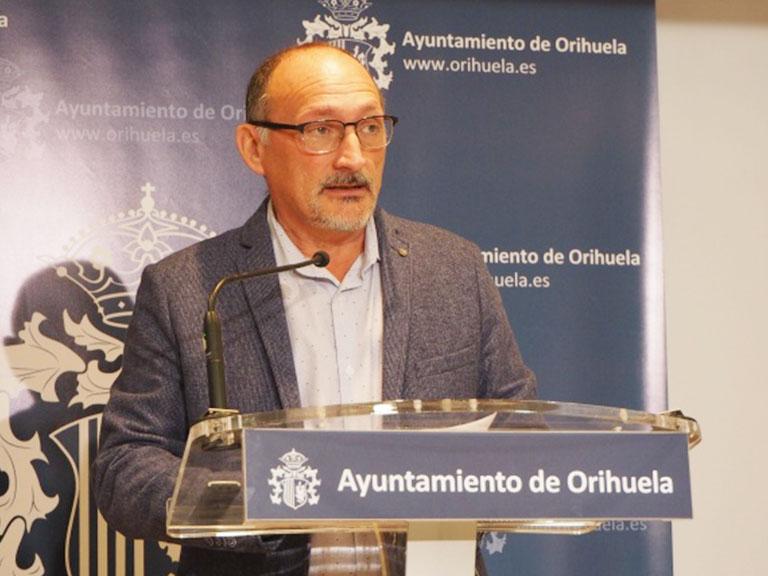 El Ayuntamiento de Orihuela adjudica a la Universidad de Alicante el contrato para la realización del proyecto que conducirá a la rehabilitación del Palacio de Rubalcava