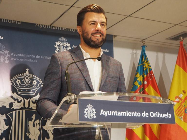 El Ayuntamiento de Orihuela adjudica la redacción del proyecto para la rehabilitación del edificio de los antiguos juzgados