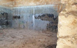 pozos de cremos paredes