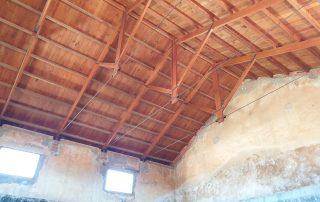pozos de cremos techado