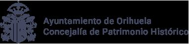 Patrimonio Histórico de Orihuela Logo